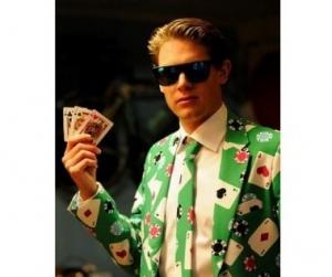Pokeravond Junioren