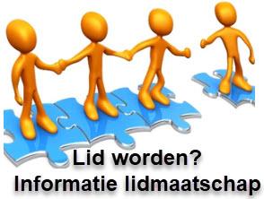 Lid worden / informatie